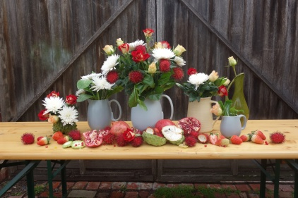 Flower & food styling